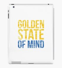 Golden State of Mind  iPad Case/Skin