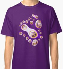 Many Buttons  Classic T-Shirt