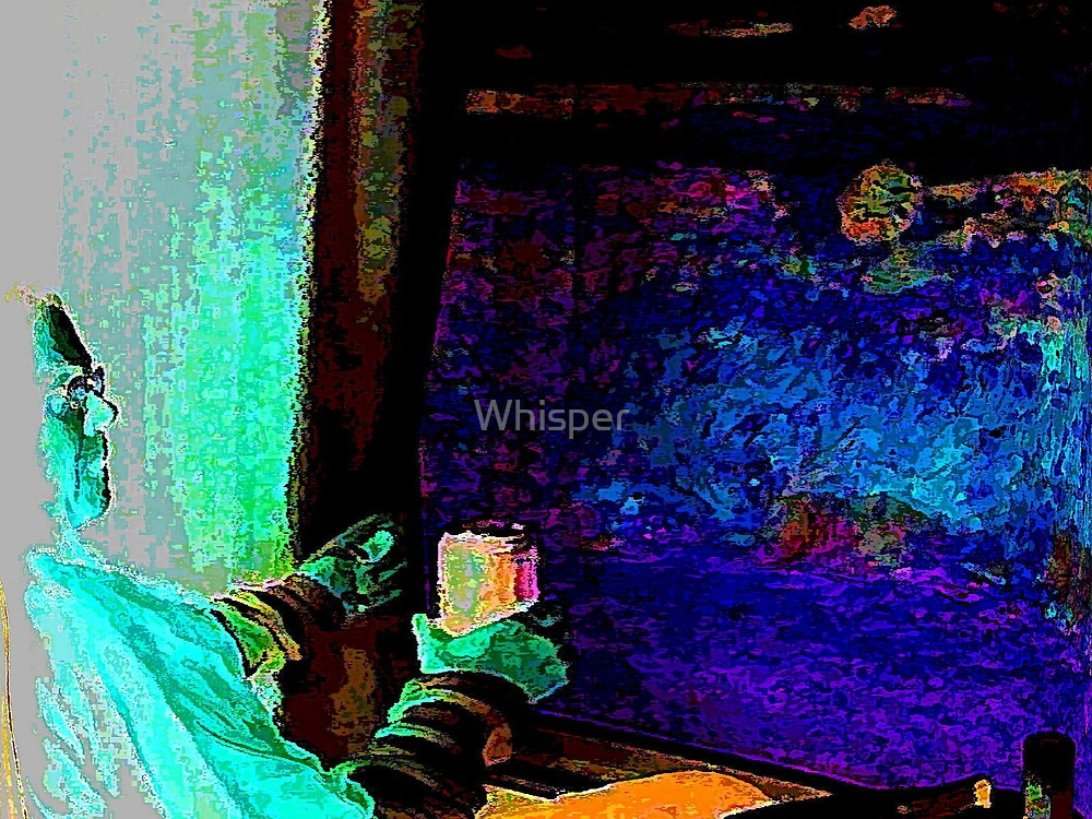Stillness by Whisper