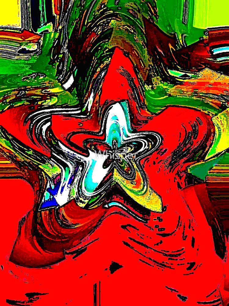 Bursting Star by Whisper