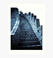 Stairway to Celestial Heaven  Art Print