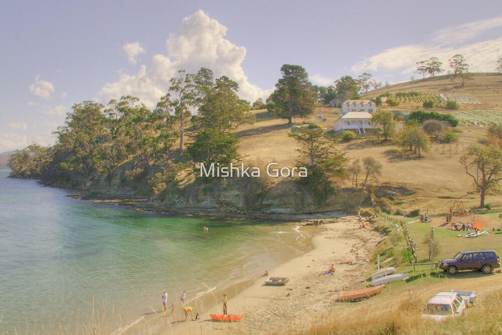 Tinderbox Beach, Tasmania by Mishka Gora