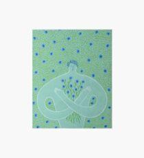 Cyanus- Cornflowers for Chloris Art Board
