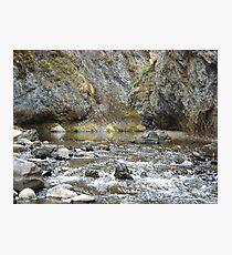 Bear Creek Box Canyon Photographic Print