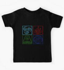 The Four Elements -Avatar Kids Clothes