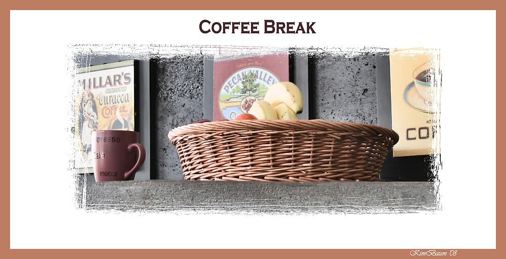coffee break by mrsbaumer
