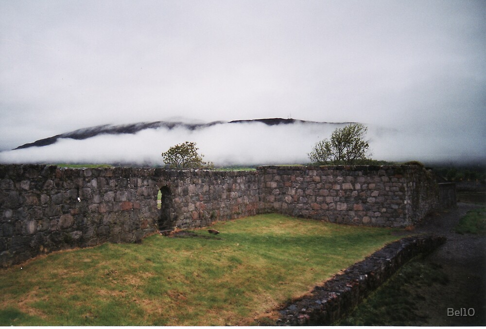 Fort William - In Fog by Bel10