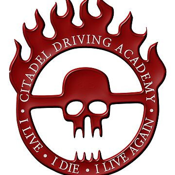Citadel Driving Academy - Red by BlueEyedDevil