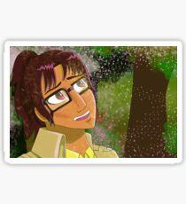 Hanami Hange (part 1/2) Sticker