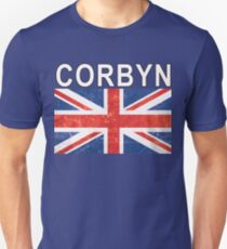 Jeremy Corbyn Tee - New Labour Party Election Unisex T-Shirt