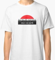 Kung Fu Kenny Tee Kendrick Lamar Classic T-Shirt