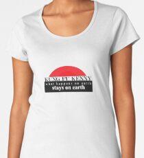 Kung Fu Kenny Tee Kendrick Lamar Women's Premium T-Shirt
