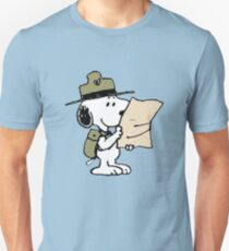 Snoopy Scout T-Shirt
