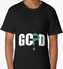 GC?D  Long T-Shirt