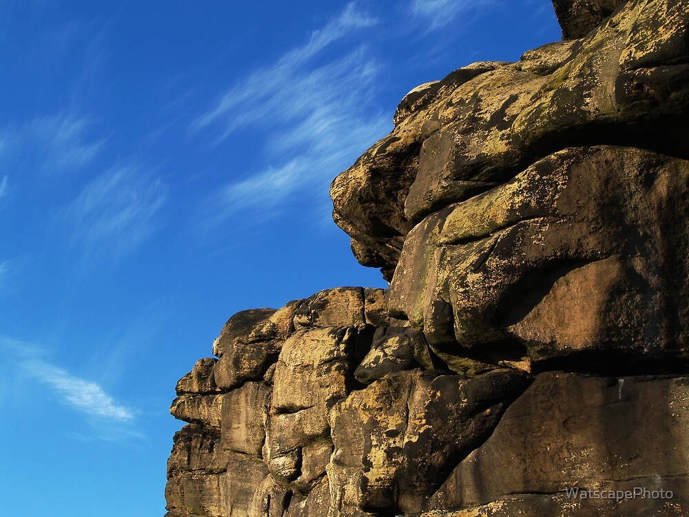 Craggy Profile by WatscapePhoto