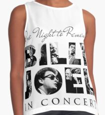 BILLY JOEL IN CONCERT 2017 ONE NIGHT TO REMEMBER PANGLONG Contrast Tank