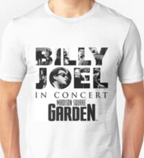 BILLY JOEL IN CONCERT 2017 MADISON SQUARE GARDEN PANGLONG Unisex T-Shirt