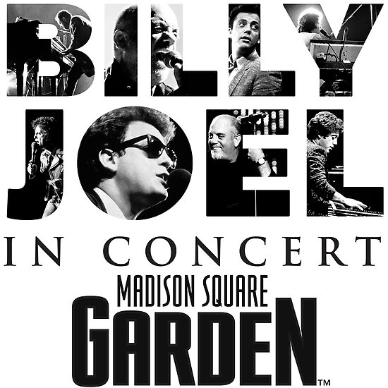 BILLY JOEL IN CONCERT 2017 MADISON SQUARE GARDEN PANGLONG by ukir