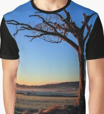 A Tree, Taking A Bough. Graphic T-Shirt