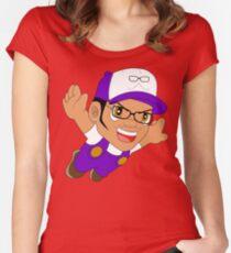 Super Phoenix Women's Fitted Scoop T-Shirt
