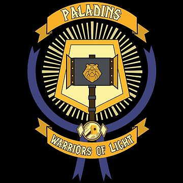 Paladin Warriors of Light by NoveCento