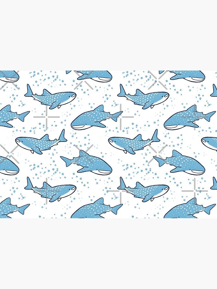 Tiburones ballena estrellados (versión ligera) de soyrwoo