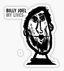 BILLY JOEL MY LIVES 2017 PANGLONG Sticker