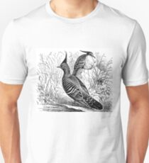 Painted image of a bird T-Shirt
