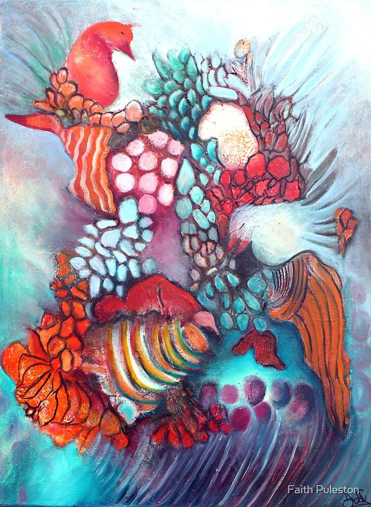 dovecote by Faith Puleston