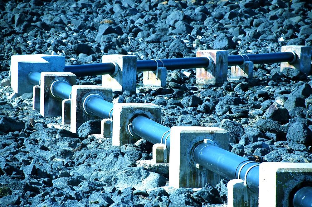In the Pipeline by Roslyn Slater
