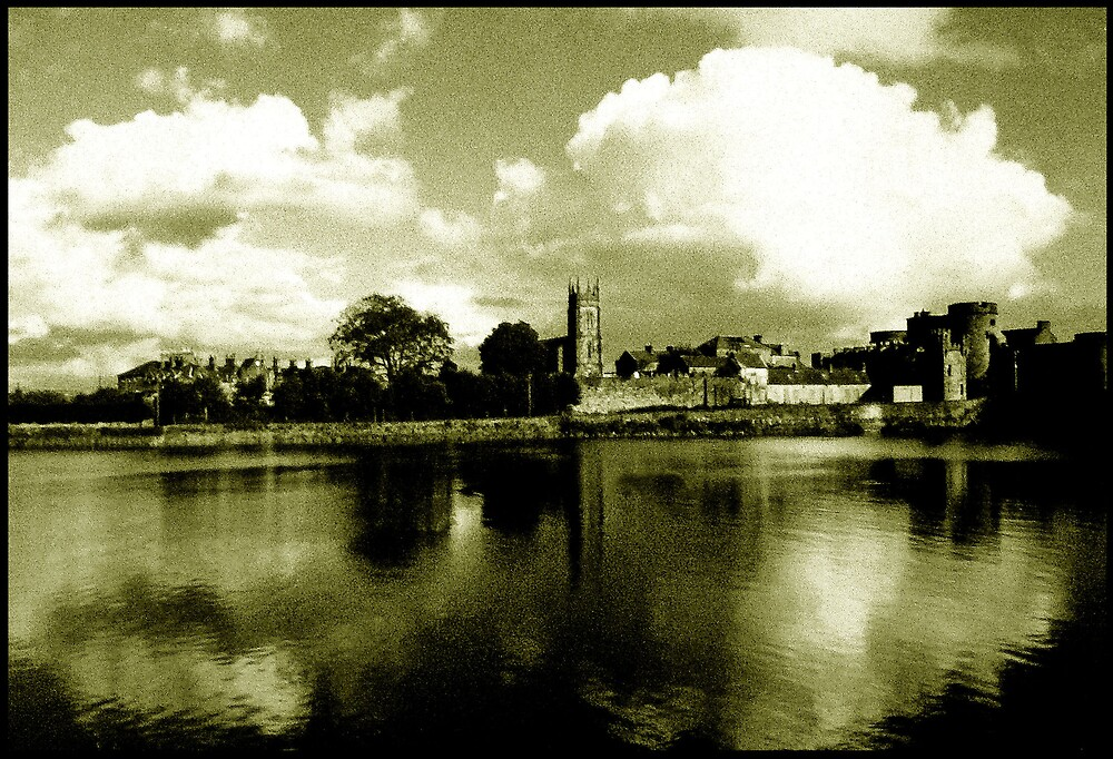 Reflections at Limerick by avocet
