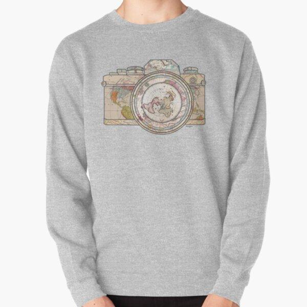 Travel Pullover Sweatshirt