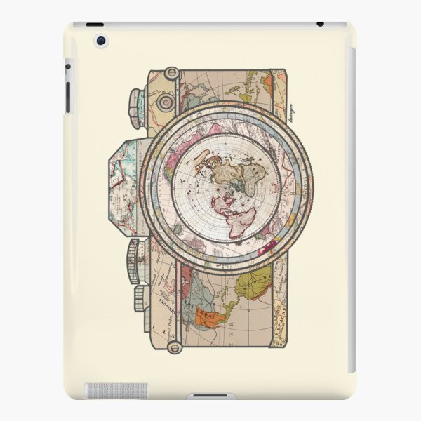 Travel iPad Snap Case