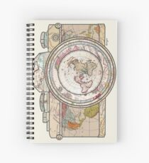 Travel Spiral Notebook
