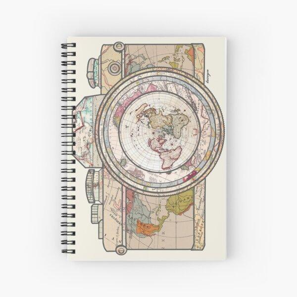 Travel Spiral Notebook