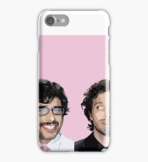 Flight of the Conchords 4 iPhone Case/Skin