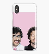 Flight of the Conchords 4 iPhone Case