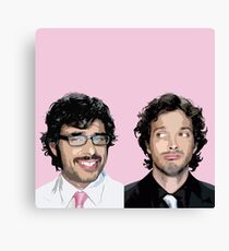 Flight of the Conchords 4 Canvas Print
