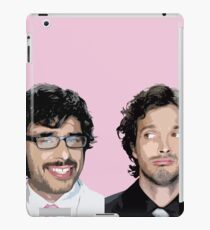 Flight of the Conchords 4 iPad Case/Skin