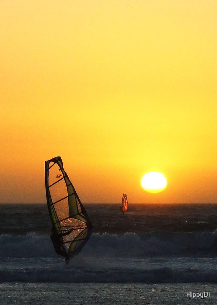 Into The Sun by HippyDi