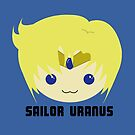 Sailor Uranus by sunnehshides
