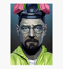 Walter White Photographic Print