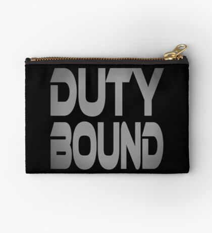 Duty Bound Studio Pouch