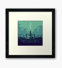 Plasma Lords Framed Print