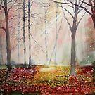Autumn extravaganza by Glenn Marshall