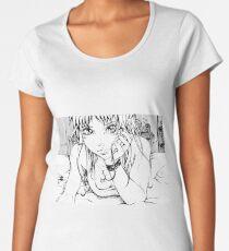 Rêverie au lit T-shirt premium femme