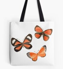 South American Butterflies Tote Bag
