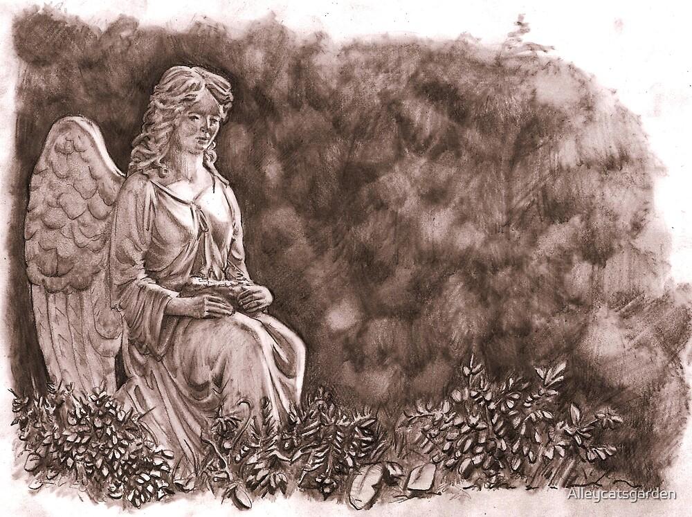 Angel 4 by Alleycatsgarden