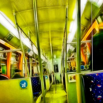 Subway by tuku