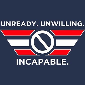 Unready, Unwilling, Incapable (American Alpha parody) by SmarkOutMoment